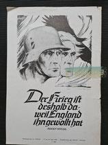 Wochenspruch der NSDAP - 9. bis 15. Juni 1940