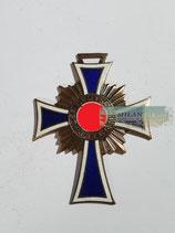 Mutterkreuz Bronze ohne Band