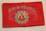 """DDR - Armbinde """"Helfer der Volkspolizei"""""""