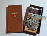 Dienstauszeichnung der NSDAP - Bronze im Etui