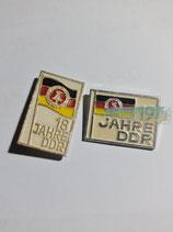 DDR - Set 18 u. 19 Jahre DDR