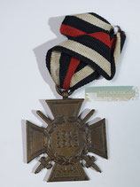 Ehrenkreuz für Frontkämpfer - W.K.