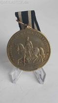 Medaille - Kaiser Wilhelm I.