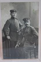 Portrait - Zwei Soldaten (2)