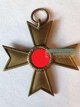 Kriegsverdienstkreuz ohne Schwerter 2. Klasse - ohne Band