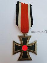 """Eisernes Kreuz  2. Klasse """"120"""" im Bandring"""