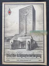 Heft - Deutsche Kriegsopferversorgung 1935 Folge 2