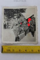 Foto - Reichsarbeitsdienst marschiert