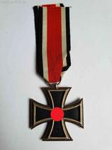 Eisernes Kreuz  2. Klasse mit Bandabschnitt