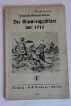 Buch - Der Sturmtruppführer von 1918
