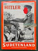 """Buch - """"Hitler befreit Sudetenland"""""""