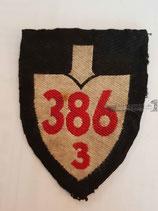 RAD Abteilung 3/386 - XXXVIII Böhmen-Mähren