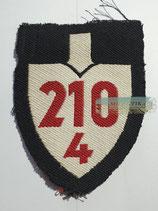 RAD Abteilung 4/210 - XXI Niederrhein