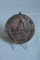 DDR - Medaille Woche des Sports der Volksmarine 1963 Bronze
