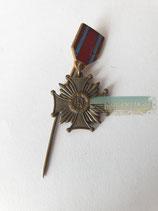 Polen - Miniaturnadel Verdienstkreuz