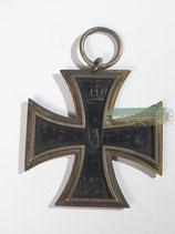 Eisernes Kreuz 2. Klasse 1914 - Punze 1
