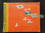 Sammelbilderalbum - Lloyd Reedereiflaggen