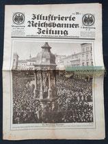 Zeitung - Illustrierte Reichsbanner Zeitung 3. Jahrgang Nr. 10