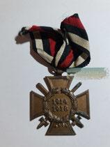 Ehrenkreuz für Frontkämpfer - 45 R.V. Pforzheim