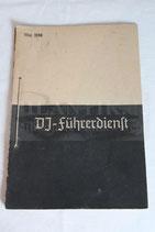 Heft - DJ Führerdienst Mai 1938