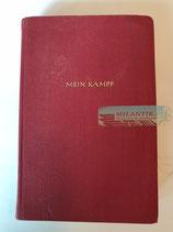Buch - Mein Kampf Tornisterausgabe 1940
