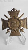 Ehrenkreuz für Frontkämpfer - L. NBG.