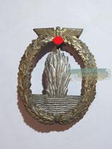 Minensucher Kriegsabzeichen - R.K. (2)