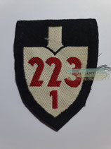 RAD Abteilung 1/223 - Schlausenbach XXII Hessen-Nord