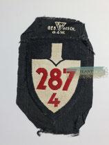 RAD Abteilung 4/287 - Heßdorf bei Erlangen XXVIII Franken