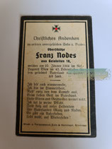 Sterbebild - Oberschütze Nodes