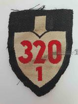 RAD Abteilung 1/320 - XXXII Saarpfalz-Westmark
