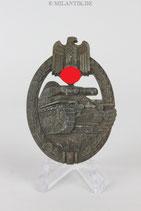 Panzerkampfabzeichen Bronze Deumer