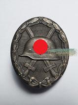 Verwundetenabzeichen - Silber Buntmetall
