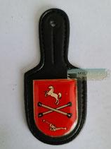 Brustanhänger - Feldartilleriebatallion 11 Hannover