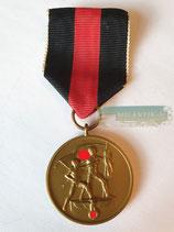Medaille - 1. Oktober 1938 Einzelspange