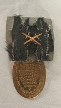 Kyffhäuserbund - Medaille 1914/18 an Einzelspange