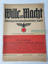 Heft - Wille und Macht Heft 11