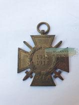 Ehrenkreuz für Frontkämpfer - Ao. B. L. im Kreis