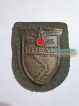 Kubanschild - Hersteller unbekannt