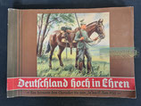 Sammelbilderalbum - Deutschland hoch in Ehren