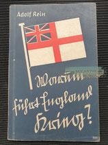 Buch - Warum führt England Krieg