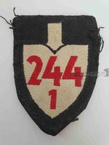 RAD Abteilung 1/244 - Wiebelsheim XIV Moselland