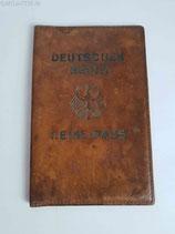 Dokumentenhülle - Dt. Reich Reisepass