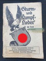 Liederbuch - Sturm und Kampflieder