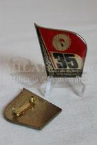 DDR - 35 Jahre Kampfgruppen der Arbeiterklasse