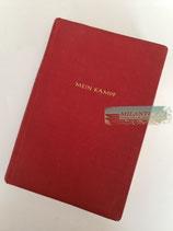 Buch - Mein Kampf Tornisterausgabe 1941