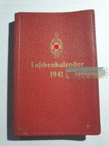 Kalender - Taschenkalender NSKOV 1941