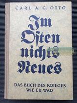 Buch - Im Osten nichts neues