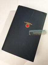 Buch - Mein Kampf Volksausgabe 1934 97.-101. Auflage