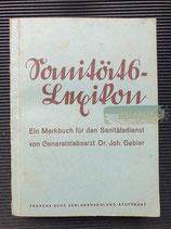 Buch - Sanitätslexikon